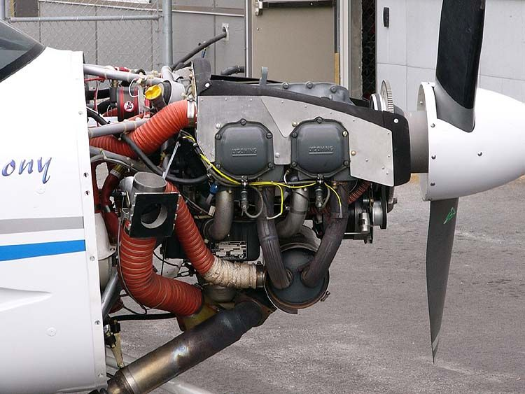 Listing Engines - Aviation Fanatic